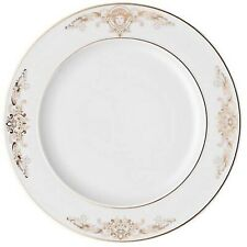 "Authentic VERSACE for ROSENTHAL Medusa Gala White & Gold 8.5"" Salad Plate NIB"
