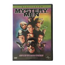 Mystery Men (Dvd, 2000, Widescreen) Ben Stiller, Hank Azaria