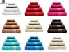 Catherine Lansfield 100% Cotton Towels Face Cloth Hand Bath Towel Super Sheet