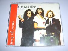 ARMY OF LOVERS - Obsession German 1991 Ultrapop CD