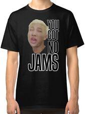 You got no jams - Bts Black Tees Tshirt Clothing