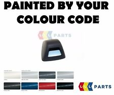 BMW NEW E87 HEADLIGHT WASHER JET COVER CAP RIGHT PAINTED BY YOUR COLOUR CODE