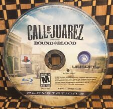 Call of Juarez: Bound in Blood (Sony PlayStation 3) USED (DISC ONLY) #10410