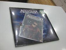 AVANTASIA 2 LP TOBIAS SAMMET'S GHOSTLIGHTS BLUE VINYL SEALED  POSTCARD SIGNED