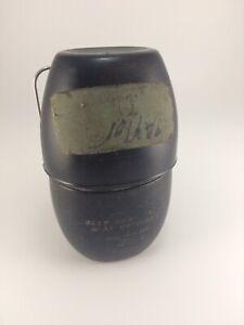 British Army Surplus 58 Pattern Osprey Black Cadet Canteen Water Bottle