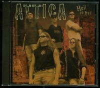 Attica Hell To Pay CD new private indie US metal
