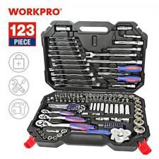 Professional Mechanical Hand Tool Set for Car Repair Spanner Wrench Socket set