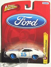 JOHNNY LIGHTNING FOREVER 64 1972 FORD GRAND TORINO SPORT