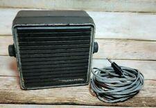 Radio Shack REALISTIC Communications Extension Speaker 21-549B CBs Transceiver