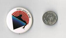 JERRY GARCIA BAND Cats Under Stars LP Album PROMO PIN Button Badge GRATEFUL DEAD