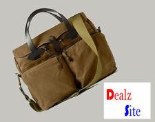 Filson 24 Hour Tin Briefcase 70140 Tan - New  Model