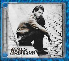 JAMES MORRISON-SONGS FOR YOU,TRUTHS FOR ME CD ALBUM(2008)177 925-0 Polydor (EU))