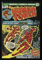 Human Torch (1974) #1 FN 6.0