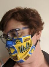 UCLA Face Mask - All Sizes  - Handmade
