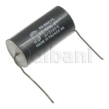 PB-MKP-FC Metalized Polypropylene MKP Audio Capacitor 400V 3.2uF Axial Leads