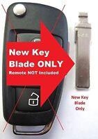 Uncut key blade keyless entry remote control Audi transmitter 4F0837220N phob