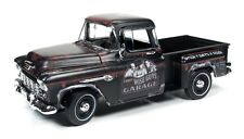 """Auto World 1:18 1955 Chevy Stepside Pickup """"The Three Stooges"""" AWSS115"""