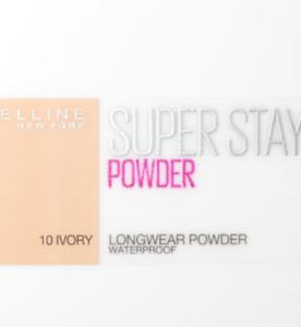 Maybelline Superstay Powder 010 Ivory 9g SEALED (4363)