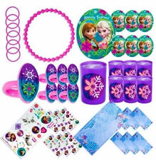 Disney Frozen Favors 48 PCS Pack Birthday Party Favors Piñata Bag Fillers Prizes