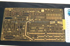 Ship Vessels Detail Update PE 1/700 110 Japanese aircraft carrier Taiho