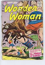 Wonder Woman #100 DC Pub 1958 READING COPY.