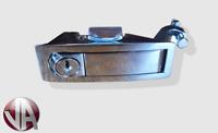 Compression Latch Lever Trigger Lock Locker Horsebox Trailer C2 Tack Chrome