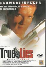 True Lies - Wahre Lügen / (Arnold Schwarzenegger) DVD #7065