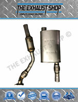 FITS: 2004-2006 Chrysler Pacifica 3.5L CATALYTIC CONVERTER + MIDDLE MUFFLER