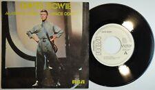 "7"" DAVID BOWIE – SPACE ODDITY / ALABAMA 45 Spain PROMO* 1980 N.MINT* RCA"