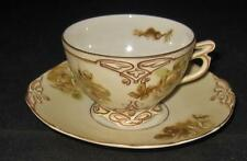 Hermann Ohme, Old Ivory 16, Silesia - Cup & Saucer Set