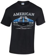 Retro American Classic 1970 Chevy SS T-Shirt Design