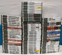 Large Sony PlayStation 2 Sport's Game Wholesale Lot 83 Games - PS2 Sports Lot