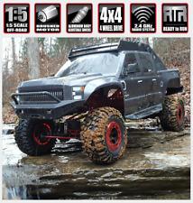 Redcat Racing Clawback 1/5 Scale Rock Crawler Gun Metal 4x4 RC Truck MOA 4WS