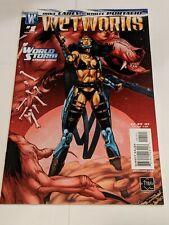 Wetworks #1 November 2006 DC Wildstorm Comics Carey Portacio