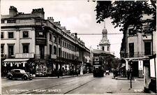 Greenwich. Nelson Street # 80932 by Photochrom. Tram.