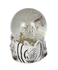 Official Ravensden Snow Globe - 8cm - Zebra Marty Gift  - NEW - Collectable