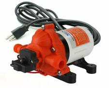 SEAFLO Industrial Water Pressure Pump - 115VAC, 3.3GPM, 45PSI, PLUGS INTO WALL