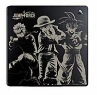 Sony Store Limited PS4 PlayStation 4 JUMP FORCE Edition Top Cover Only Black New