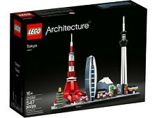 LEGO - Architecture Skyline Collection Tokyo 21051 BRAND NEW FACTORY SEALED!!!