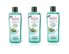 Rosa Herbal Astringent Lotion Of 100 Ml / 3.3Oz - pack of 3