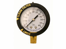 New Replacement For Hayward ECX271261 Filter Pressure Gauge