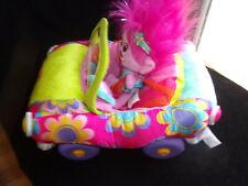 Groovy Girls Plush Car Manhattan Toy Co.& Dreamworks Plush Troll Doll