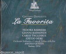 Donizetti: La Favorita / Questa, Barbieri, Tagliabue, Raimondi - CD Fonit Cetra