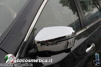 Calotte Cromate cover Specchi PER Nissan Qashqai X-Trail Juke 14-19 Cromature