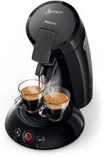 Philips Cafetera Senseo New Origina Elección de crema Plus grosor de café rojo