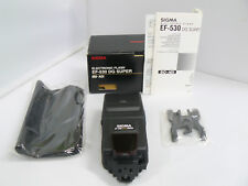 SIGMA Electronic Flash EF-530 DG SUPER FOR SONY DSLR Camera