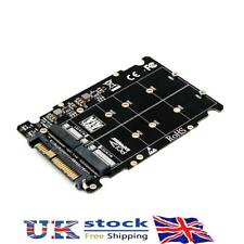 More details for m.2 nvme ssd keym sata keyb to u.2 sff-8639 adapter card converter tool for pc