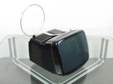 BRIONVEGA ALGOL 4 TELEVISORE DESIGN ZANUSO ANNI '60 COLORE NERO