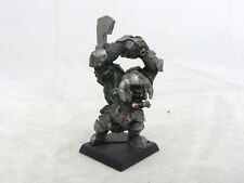 Warhammer Fantasy Age Of Sigmar Gamesday 2000 Black Orc Warboss Limited Edition