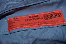 welding shirt flame retardant 100% cotton fire resistant FR usa new LARGE LONG